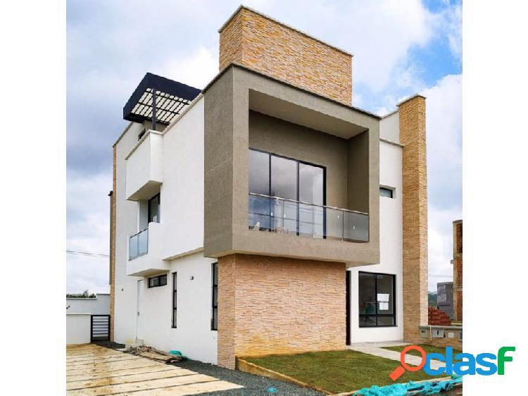 Venta Casa para estrenar en Condominio Potrerito, Jamundí