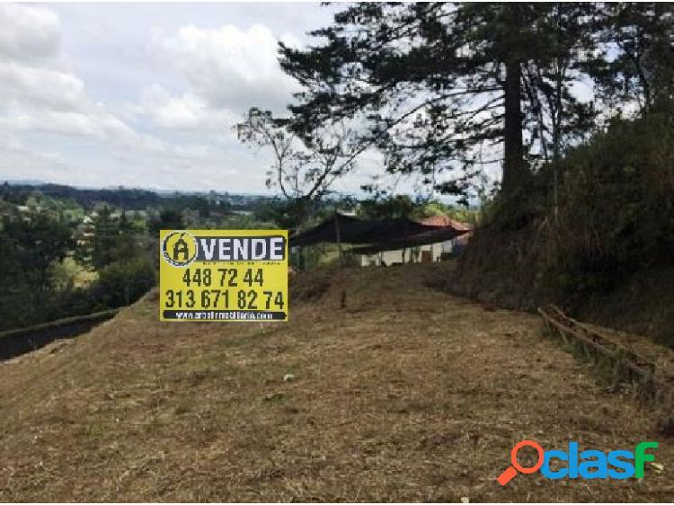 Venta Lote Rionegro Antioquia