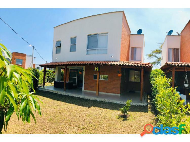Venta casa campestre en el sector Morada Jamundi