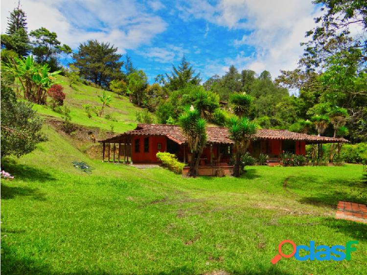 casa finca en venta via Rionegro - la Ceja Antioquia