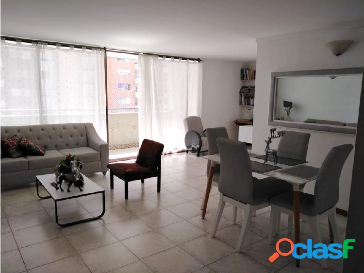 Apartamento en venta en la Loma de los Bernal Medellín