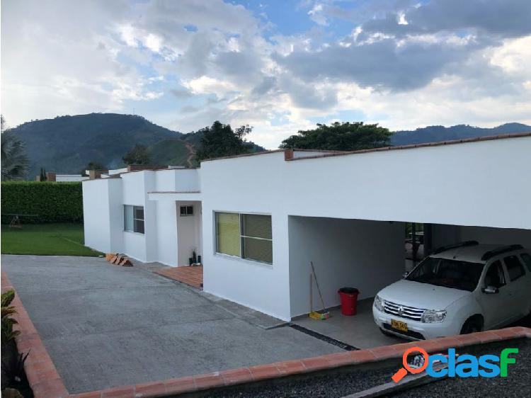 Venta Casa Campestre Combia Pereira