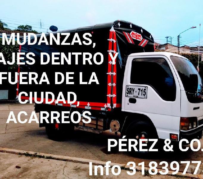 Acarreos y Mudanzas, viajes, 3183977391