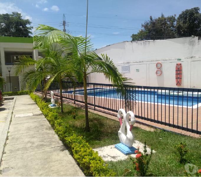 Arriendo Apartamento Conjunto Cerrado San Nicolasr