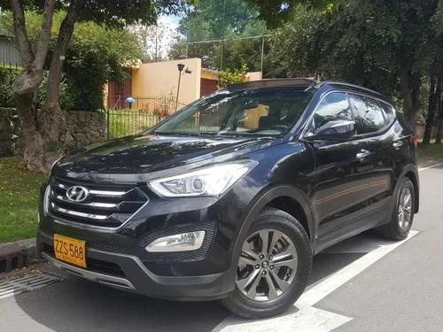 Hyundai Santa Fe Gls 7 Puestos Mt Techo Panoramico Full
