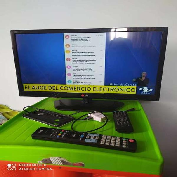 VENDO TV LCD de 22 pulgadas