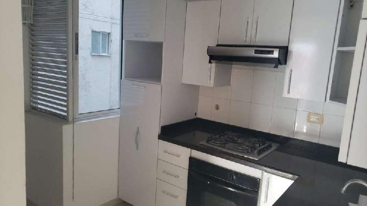 Apartamento en valle del lili (J) _ wasi2788645