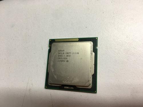 Procesador Intel Core I3 2100 Socket 1155 3,1 Ghz