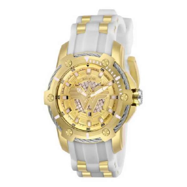 Reloj Invicta Oro Blanco