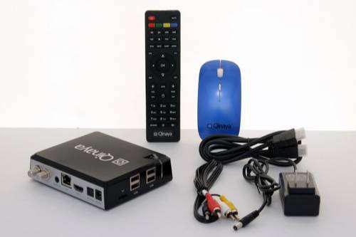 TV Box con TDT