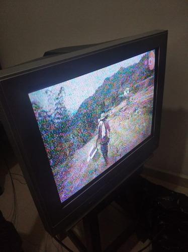 Televisor Convencional LG 21 Pulgadas Con Control Remoto