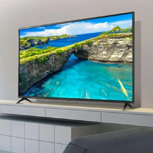 "Televisor LG 49"" LED UHD 4K Plano 49 pulgadas Inteligencia"