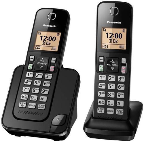 Teléfono Inalámbrico Panasonic Dect Kx-tgc352 Duo