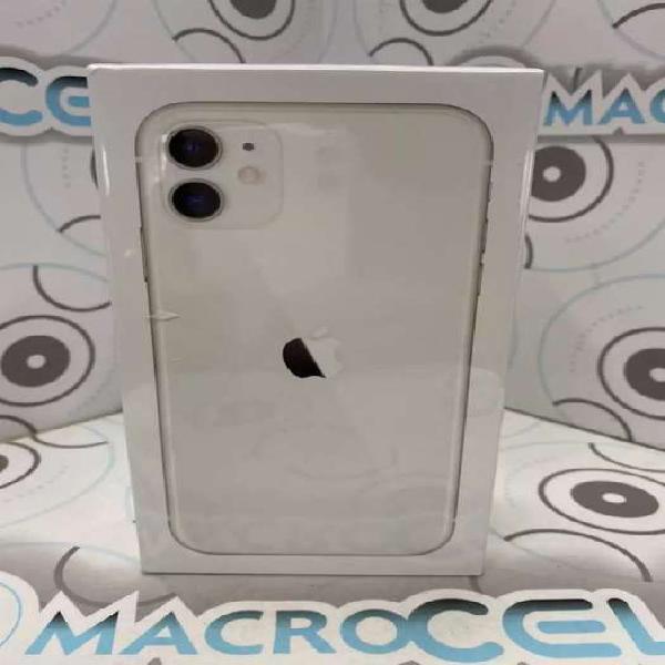 Vencambio iPhone 11 64GB Blanco, NUEVO CAJA SELLADA GARANTIA