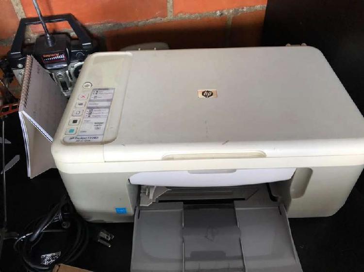 Vendo impresora Hp Deskjet F2280