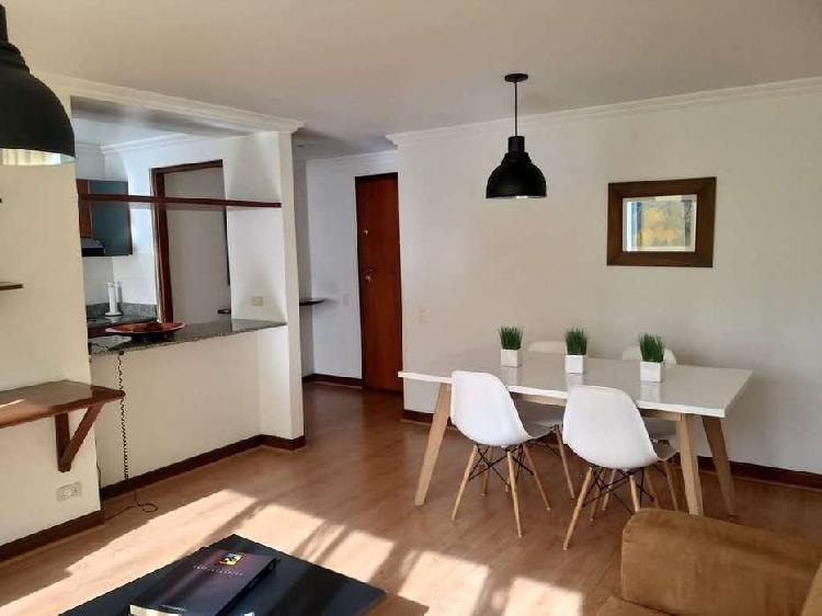 Apartamento Amoblado En Medellín Milla De Oro _ wasi2688859