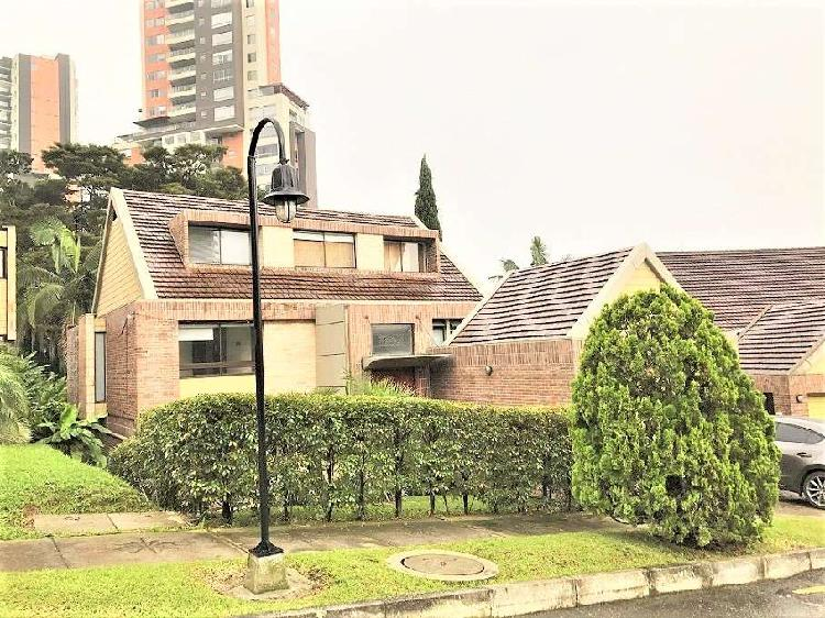 Casa en venta El Tesoro El Poblado _ wasi2808096