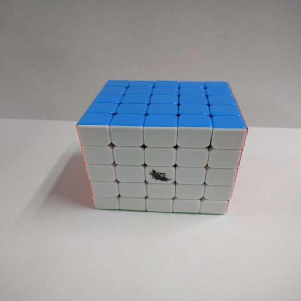 Cubo Rubik Cyclone Boys 5x5 sin sticker, NUEVO, ORIGINAL,