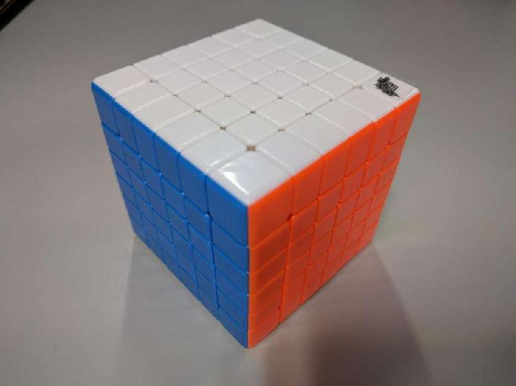Cubo Rubik Cyclone Boys 6x6 sin sticker, NUEVO, ORIGINAL,