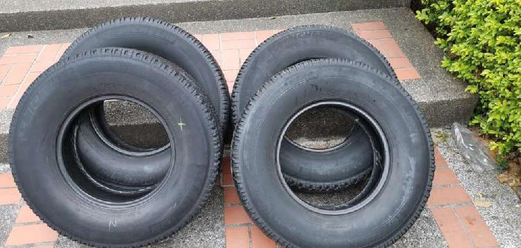 Llantas Michelin Rin 16