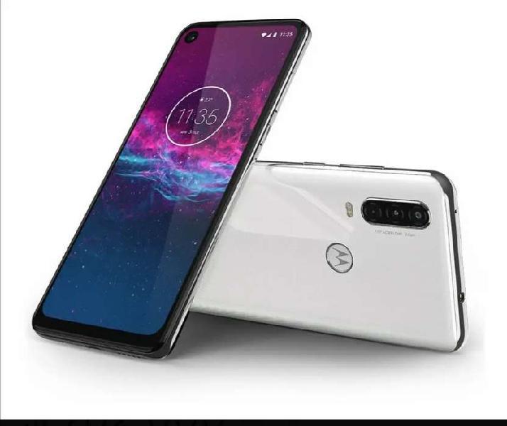 Motorola one action 128GB nuevo sellado