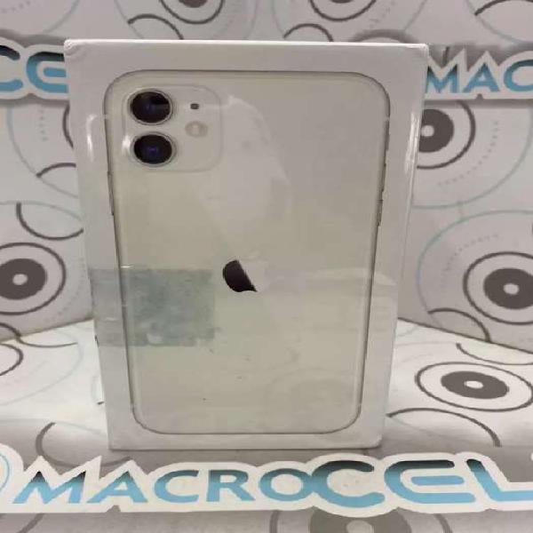 Vencambio iPhone 11 128GB Blanco, NUEVO CAJA SELLADA