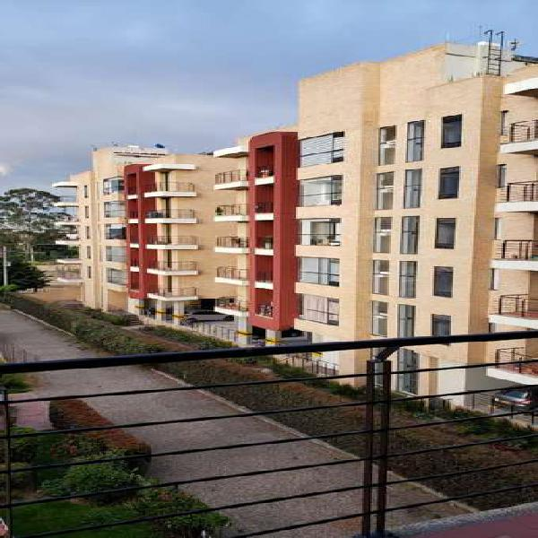 Apartamento En Arriendo En Chia Toscana CodABKAS4156