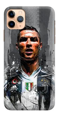 Carcasa Para Celular Cristiano Ronaldo Juventus - Phonetify