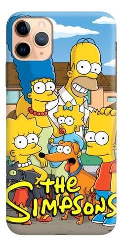 Carcasa Para Celular Los Simpsons - Phonetify