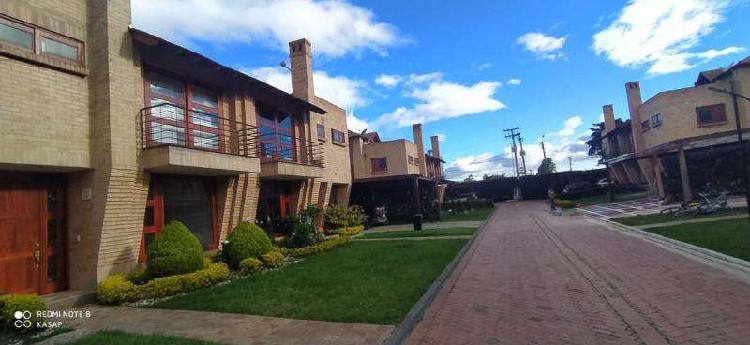 Casa En Arriendo En Chia Rincon De Los Nogales Ii
