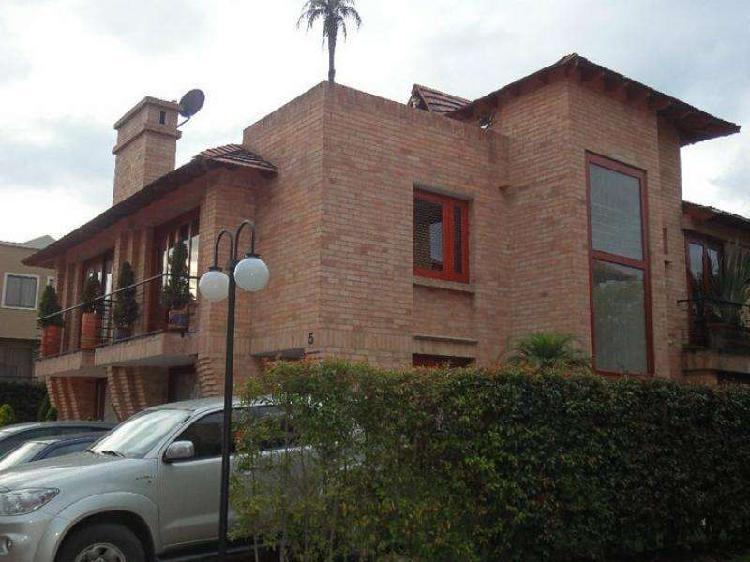 Casa En Venta En Chia Rincón De Los Nogales I CodVBKAS3438