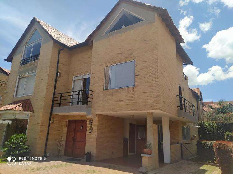 Casa En Venta En Chia San Jose De Los Arboles CodVBKAS4194