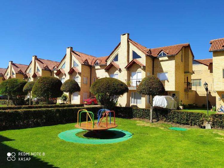 Casa En Venta En Chia Tejares De San Jose CodVBKAS4009