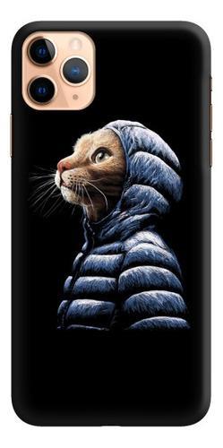 Case - Gato Cool - Carcasas Para Celular - Phonetify