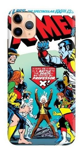 Case - X-men Comic Vol 1-100 - Carcasas Para Celular - Phone