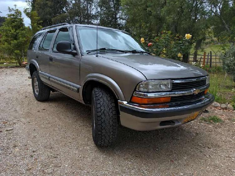 Chevrolet Blazer LS Aut. 1998. Poco kilometraje. Siempre