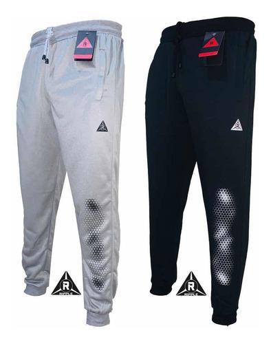 Pantalón Sudadera Jogger Original Pack X 2