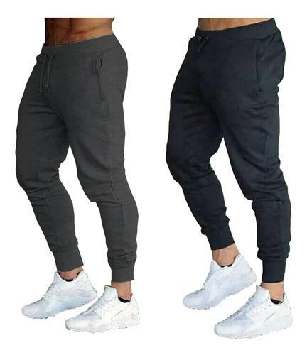 Pantalón Sudadera Jogger X 2 Unidades