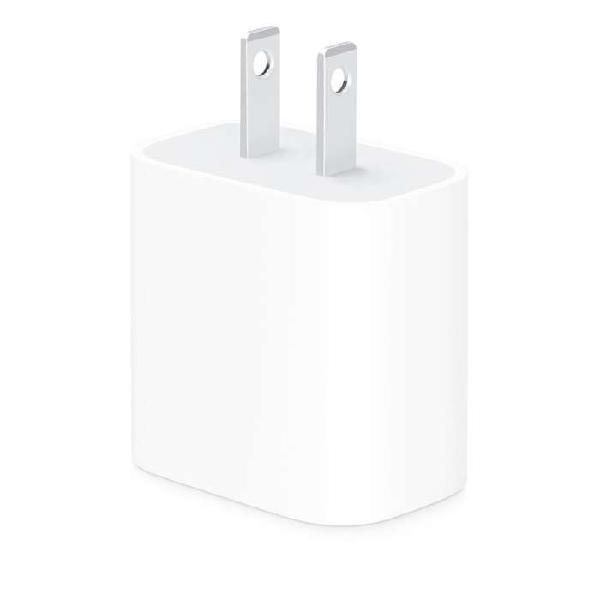 Adaptador de corriente USB-C de 18 W