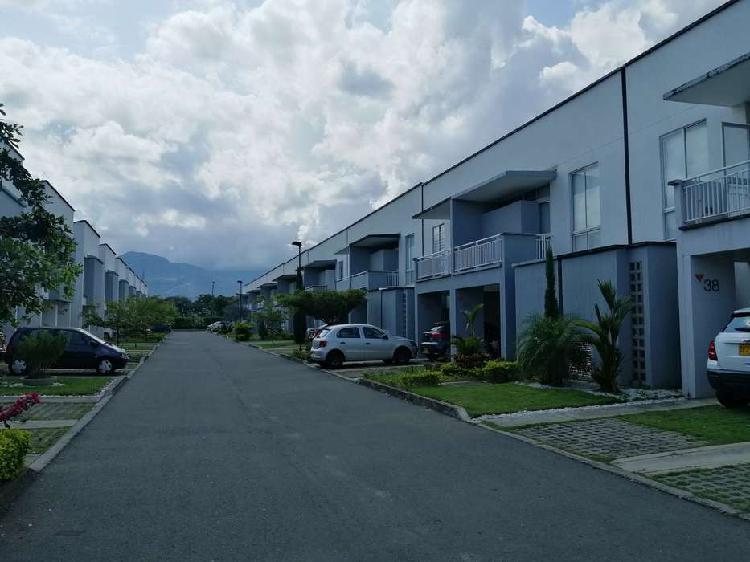 Casa en Venta Condominio Jamundí Sol del Campo (J) _