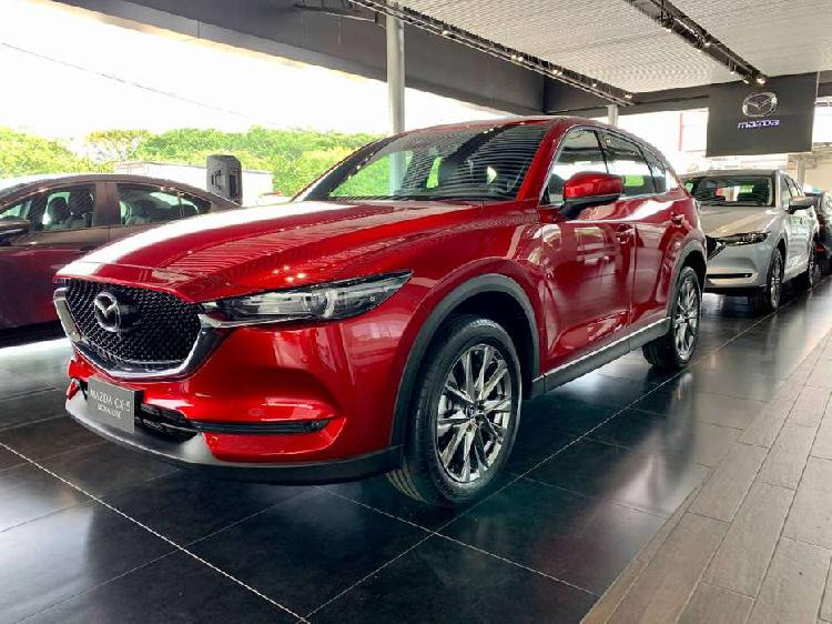 Mazda Cx5 Signature Roja 2.5L At | 2021
