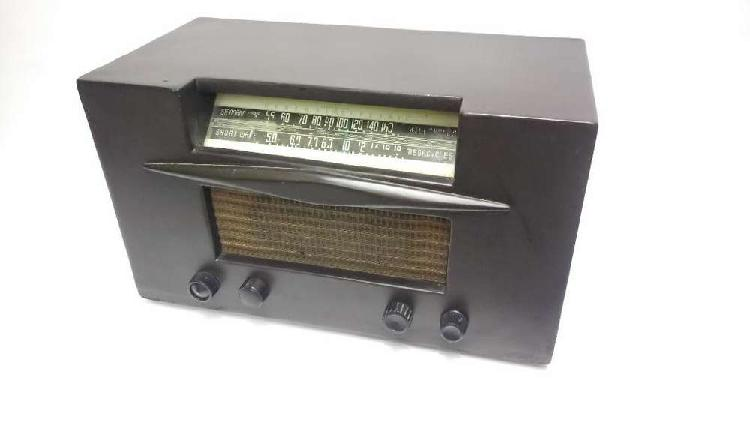 Radio Antiguo Tubos General Electric Usa