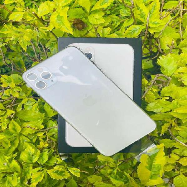 Vencambio iphone 11 pro max 256 gb blanco