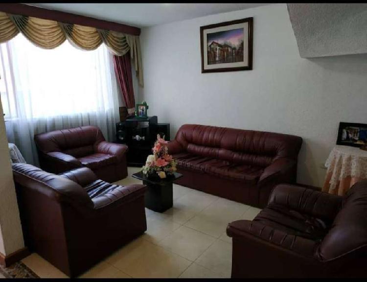 Muebles de sala en perfecto estado
