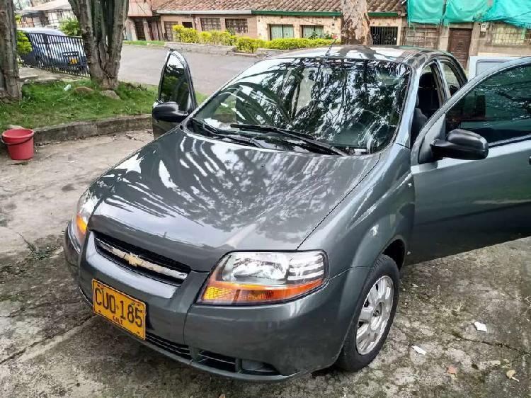 Se vende Chevrolet aveo sedan 1600