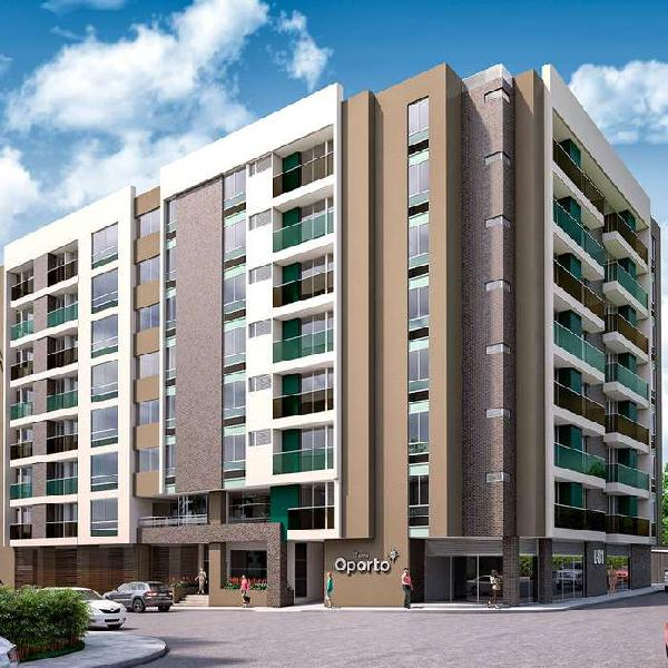 Se vende apartamento para estrenar, Torre Oporto, sector