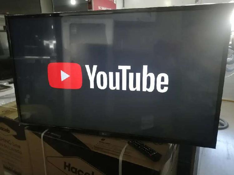 Tv LG smar TV 43 ful hd tdt navegador