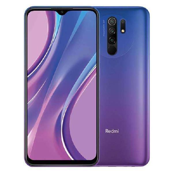 Celular Xiaomi Redmi 9 64 GB Púrpura.