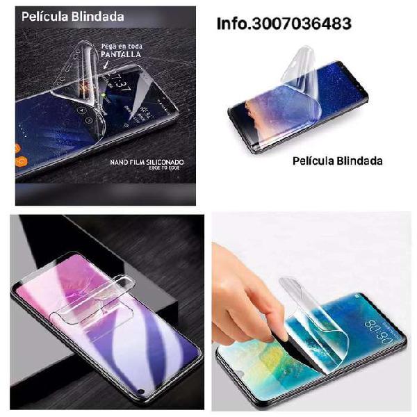 Película Blindada para Celulares