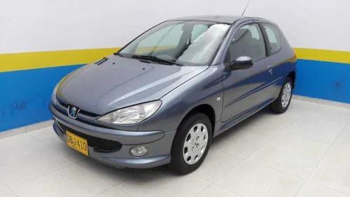 Peugeot 206 1,4 3p M/t Mod 2009 Financiación Hasta 70%